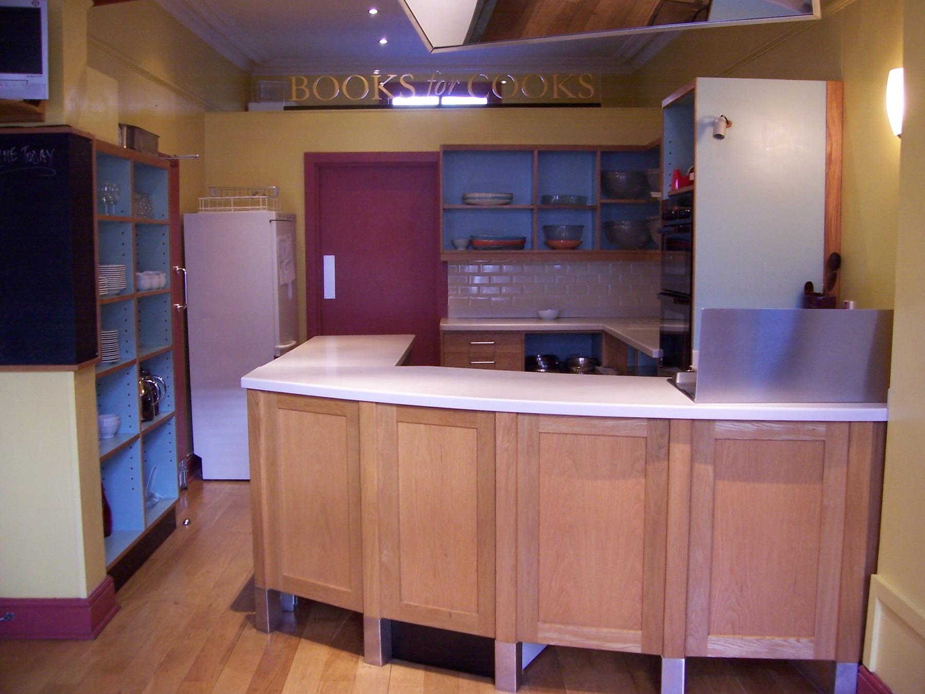 Redesign Kitchen Floor Plan With Odd Offset