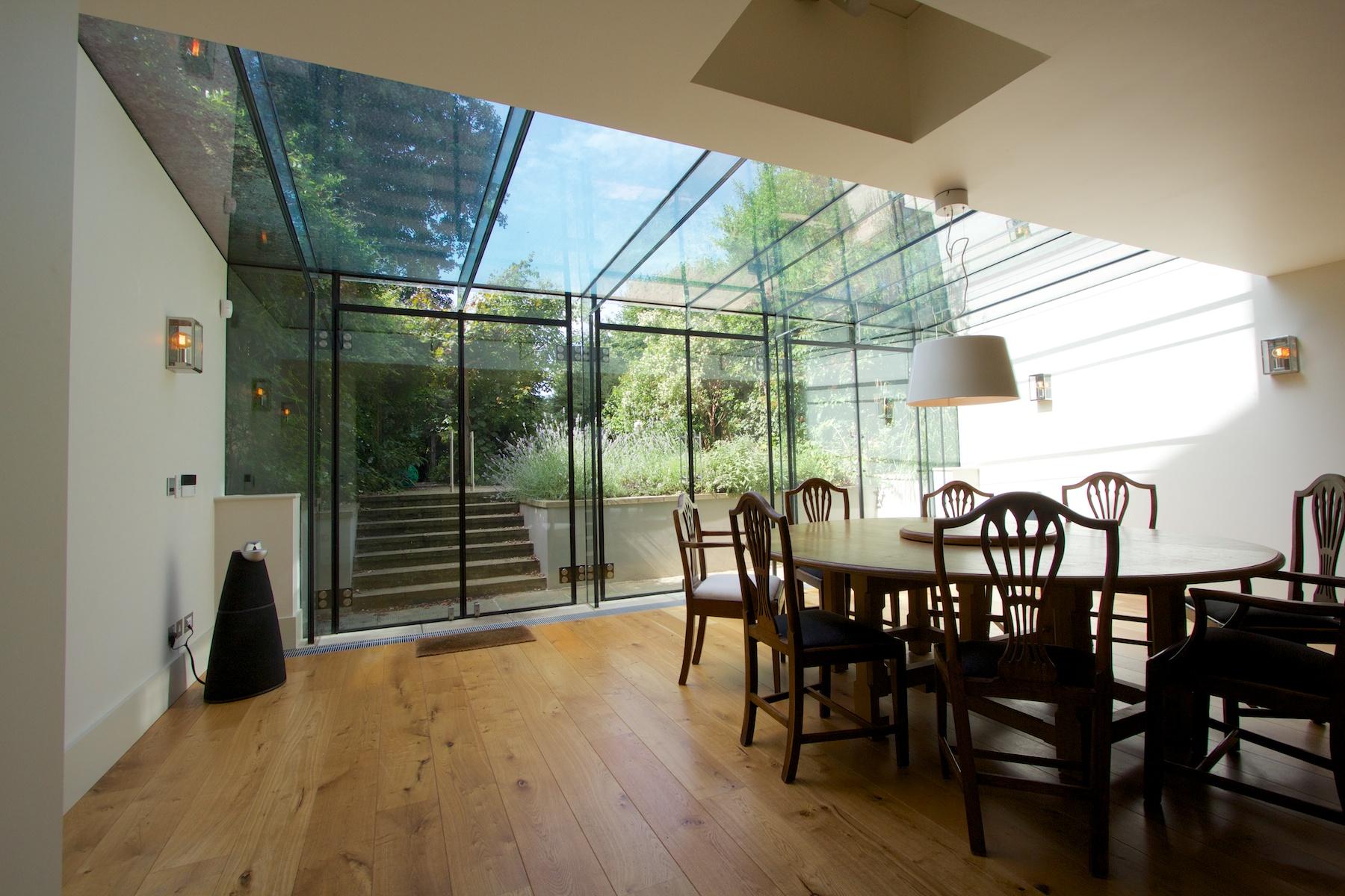 Private house north london brice design consultants for Design consultancy london